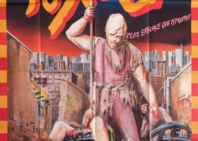 Toxic Avenger French Grande Poster