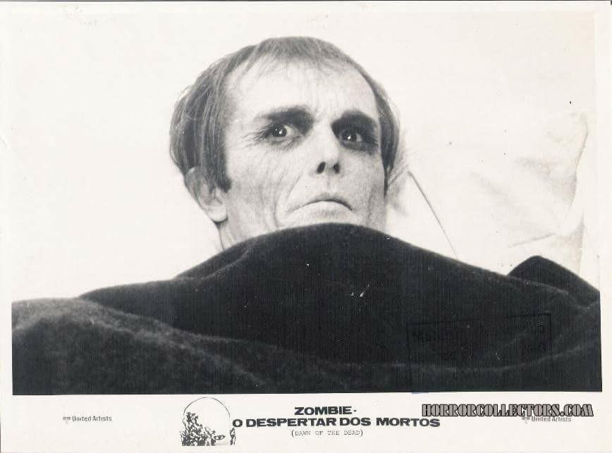 Dawn of the Dead Zombie Brazil Lobby Cards