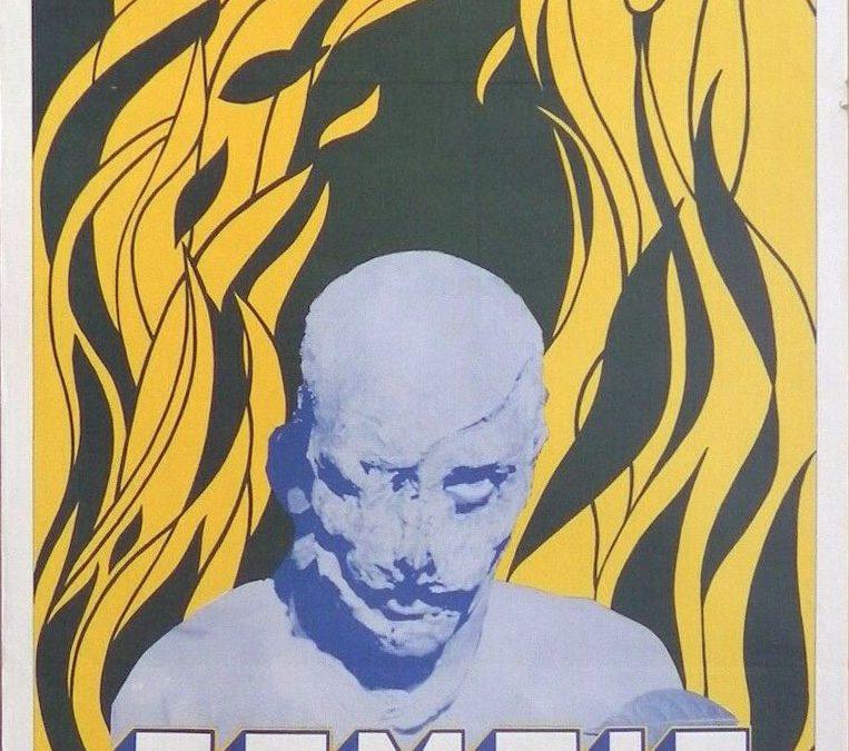 Zombie Holocaust Australian Daybill Poster