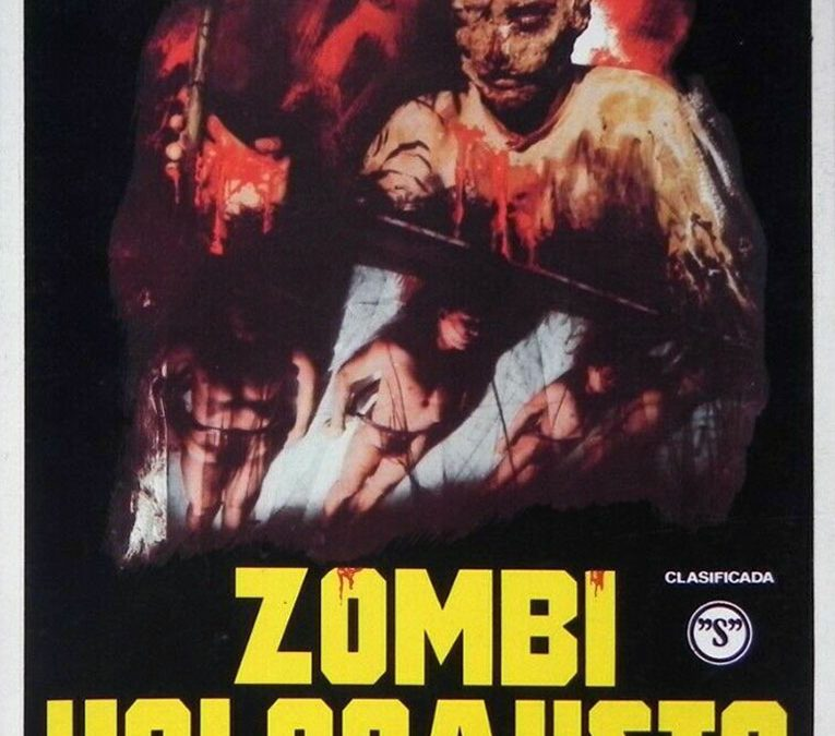 Zombie Holocausto Spanish Press inside