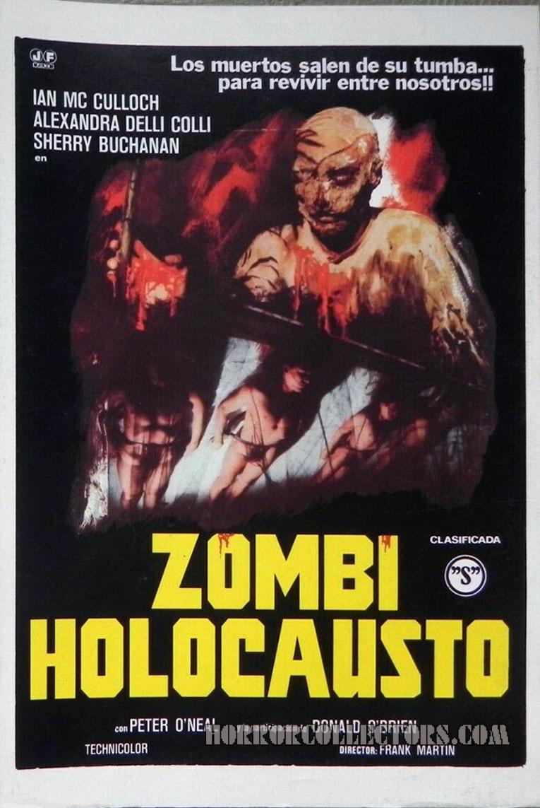 Zombie Holocausto Spanish Program