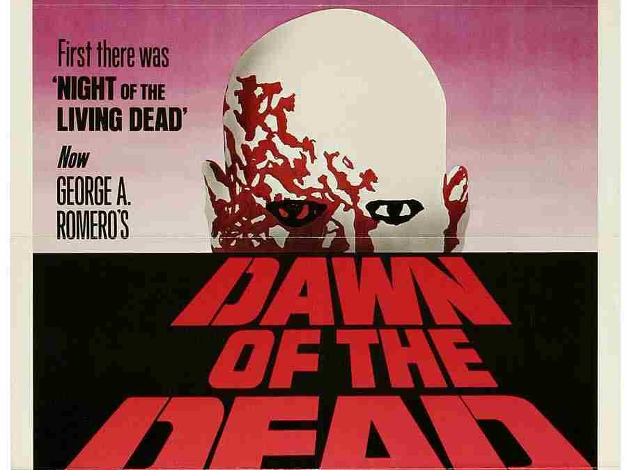 Dawn of the Dead One Sheet Poster