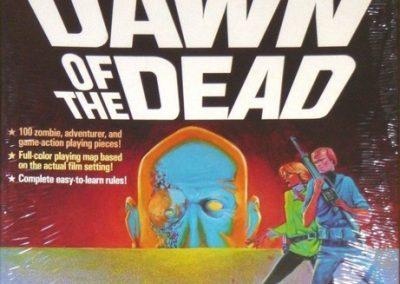 Dawn of the Dead SPI Board Game