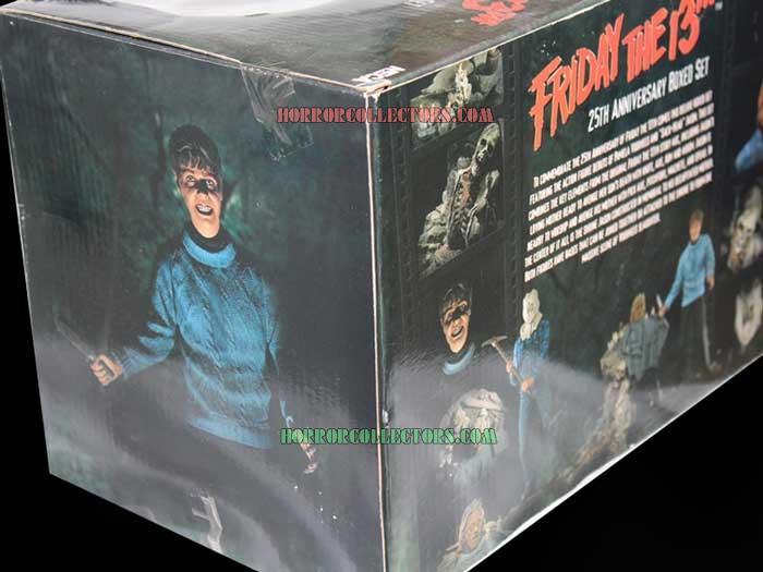 friday the 13th neca 25 anniversary box set r