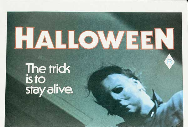 Halloween Australian Daybill Poster 2