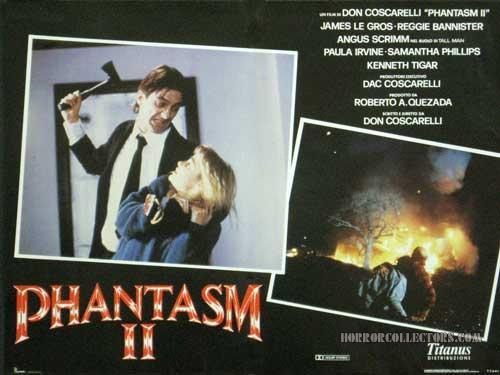 Phantasm 2 Italian Fotobusta posters
