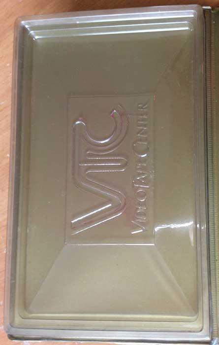 Superstition UK VTC Pre Cert VHS Video box