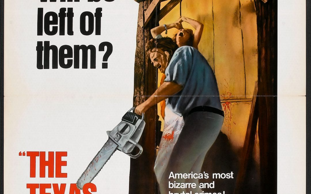 Texas Chainsaw Massacre US One Sheet Poster
