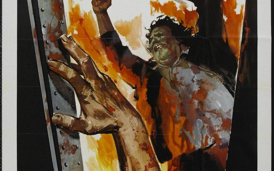 texas chainsaw massacre Italian Poster