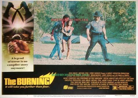 The Burning USA Lobby Card 7