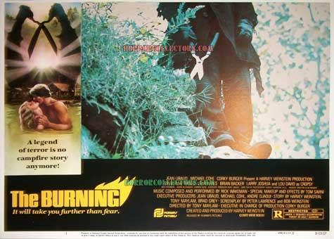 The Burning USA Lobby Card 6
