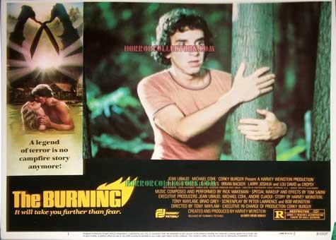 The Burning USA Lobby Card 4