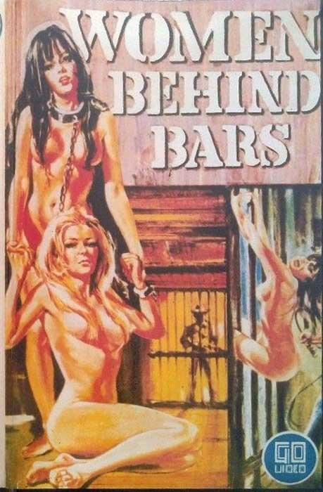Women Behind Bars UK Go Video Pre Cert VHS Video