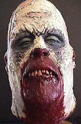 Zombie VXXFX DEAD WEIGHT DARRELL VIDAURRI ZOMBIE HEAD
