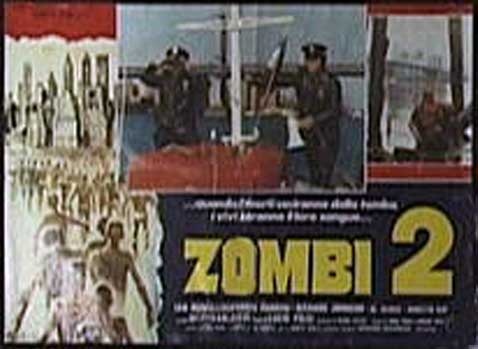 Zombi 2 Italian Fotobusta poster 03